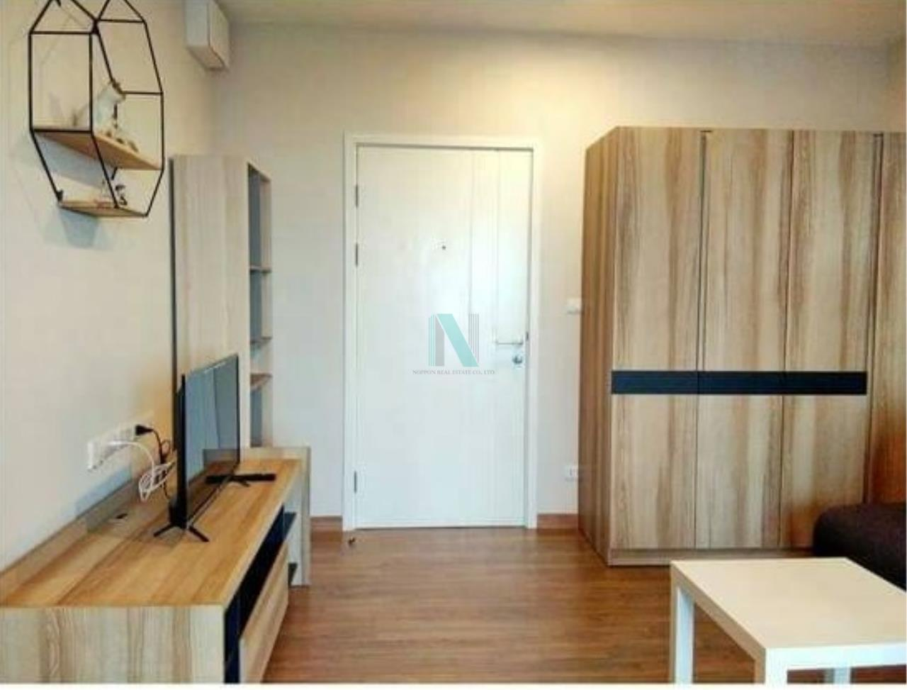 NOPPON REAL ESTATE CO.,LTD.  Agency's For rent The Tree RIO 1 bedroom 26th floor near MRT Bang Aor 4