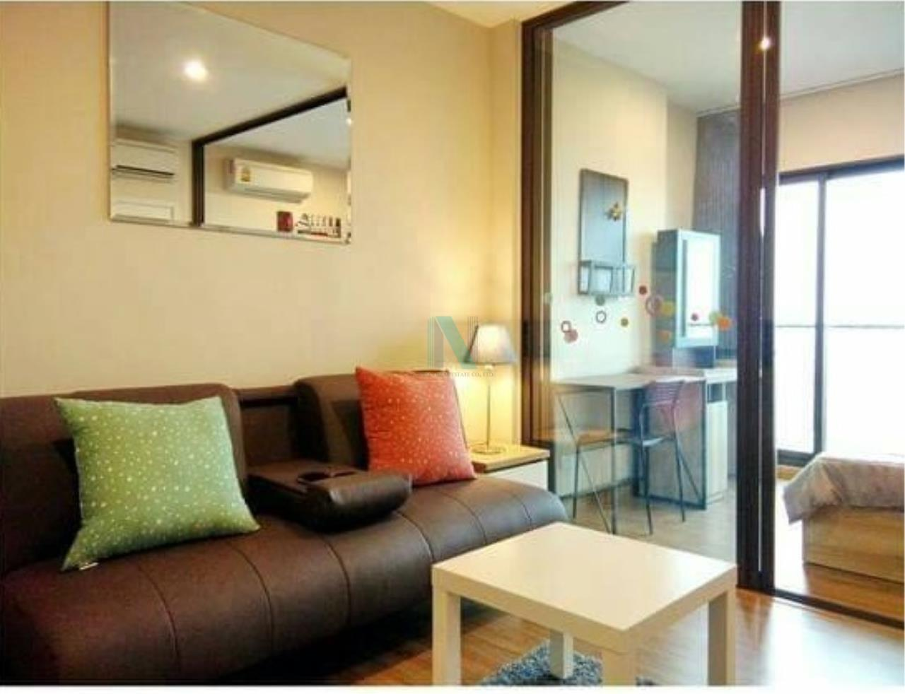 NOPPON REAL ESTATE CO.,LTD.  Agency's For rent The Tree RIO 1 bedroom 26th floor near MRT Bang Aor 7