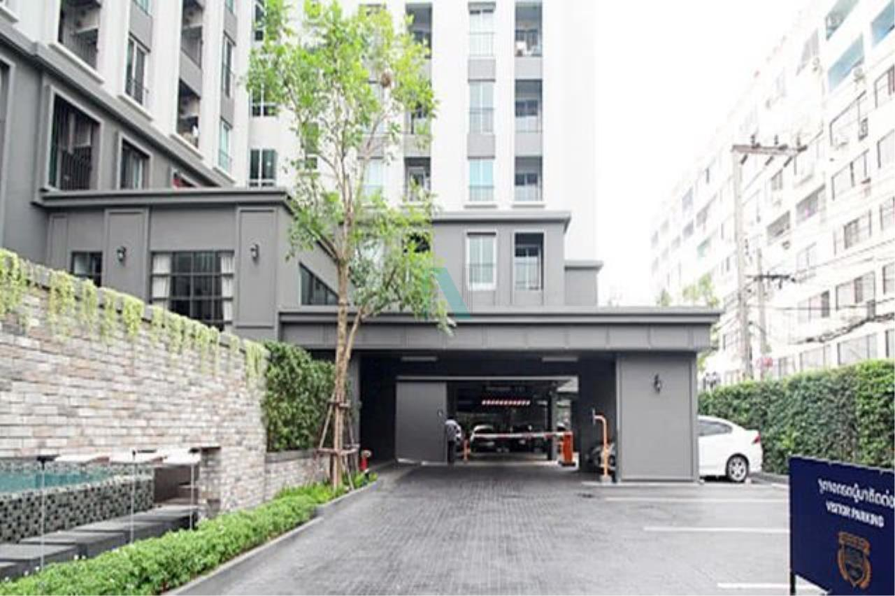 NOPPON REAL ESTATE CO.,LTD.  Agency's  For rent CHAPTER ONE THE CAMPUS LADPRAO 1 29 square meters, 7th floor, 1 bedroom 8