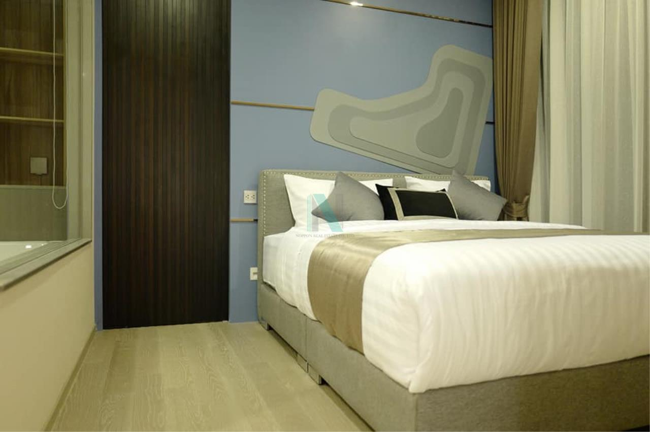 NOPPON REAL ESTATE CO.,LTD. Agency's For rent The Esse Asoke 1 bedroom 36th floor near BTS Asoke 3