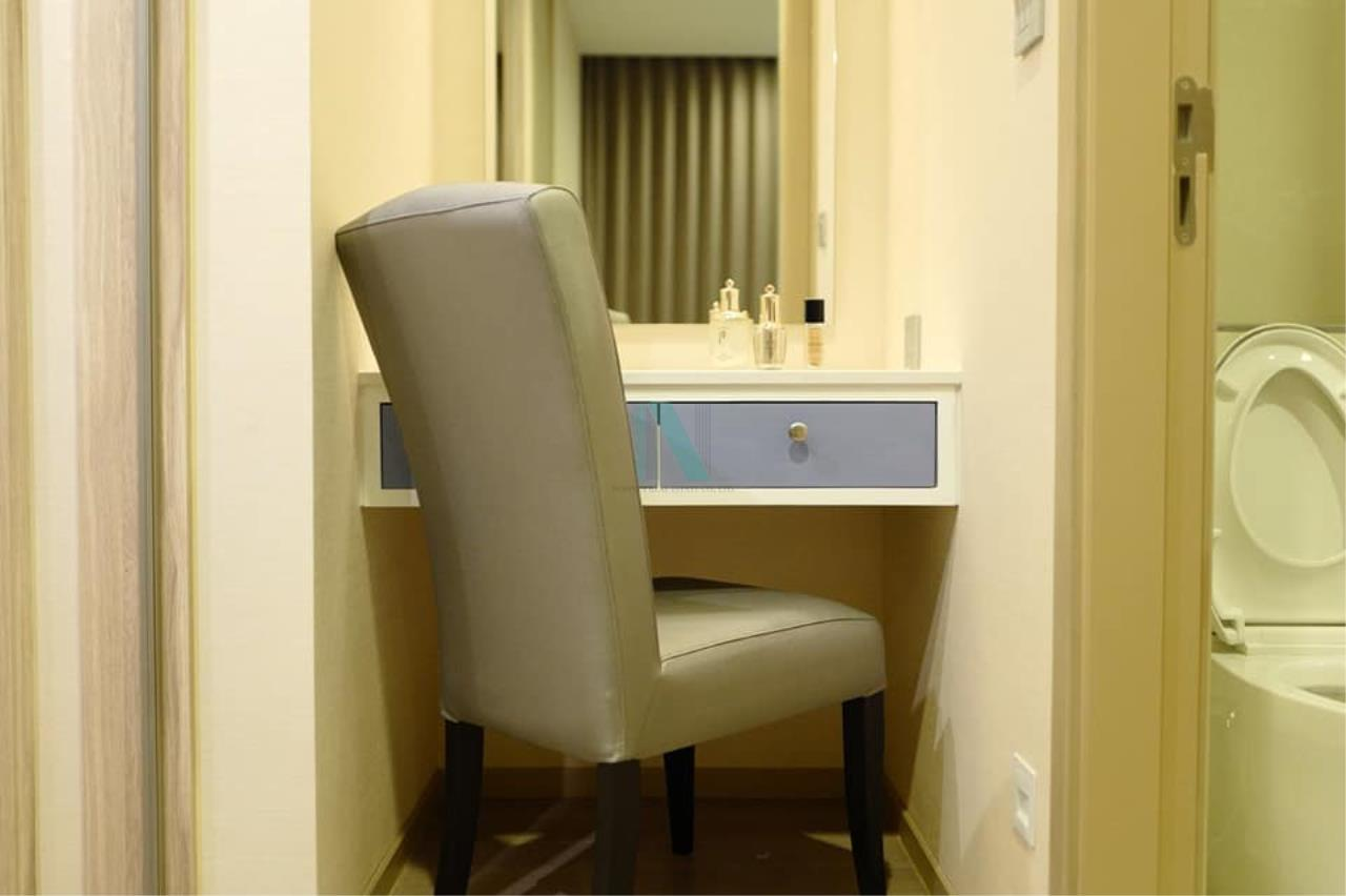 NOPPON REAL ESTATE CO.,LTD. Agency's For rent The Esse Asoke 1 bedroom 36th floor near BTS Asoke 6