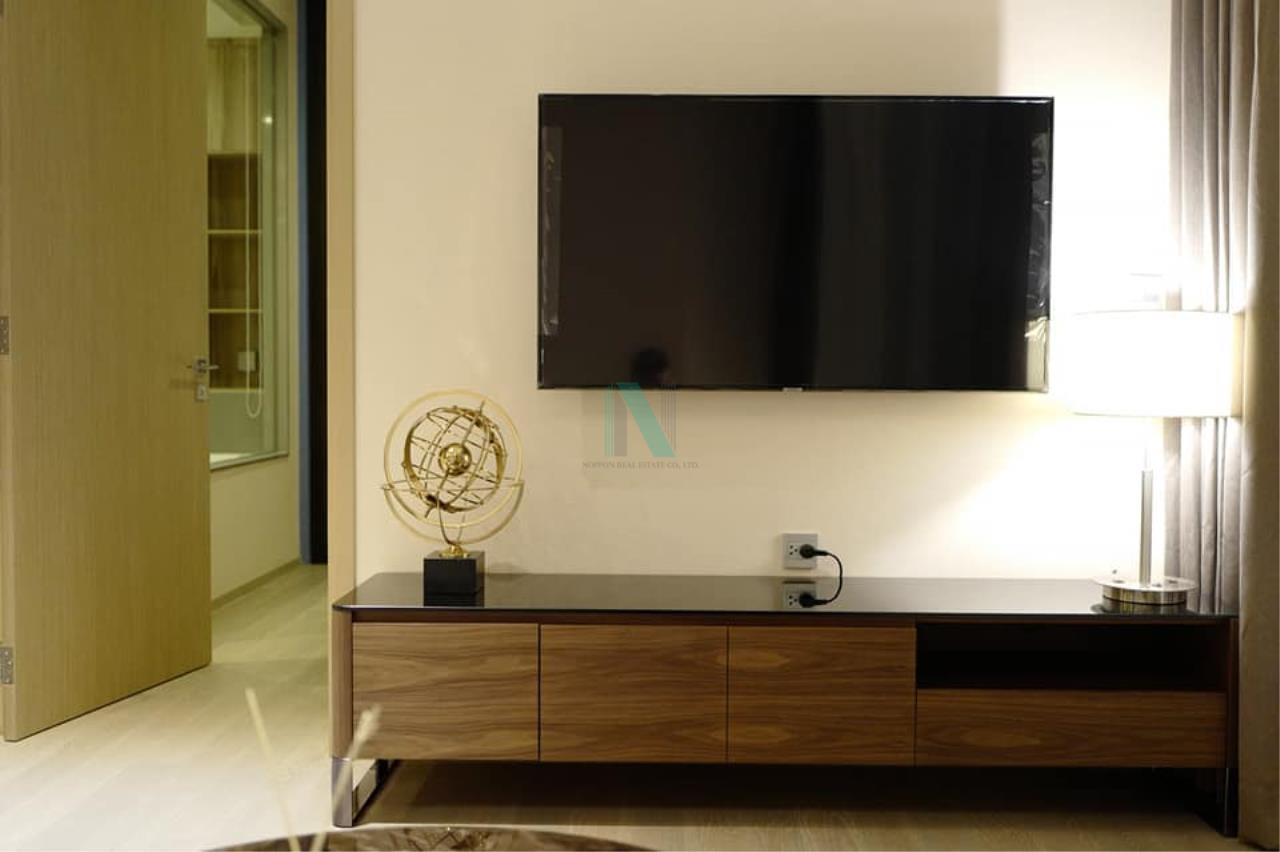 NOPPON REAL ESTATE CO.,LTD. Agency's For rent The Esse Asoke 1 bedroom 36th floor near BTS Asoke 8