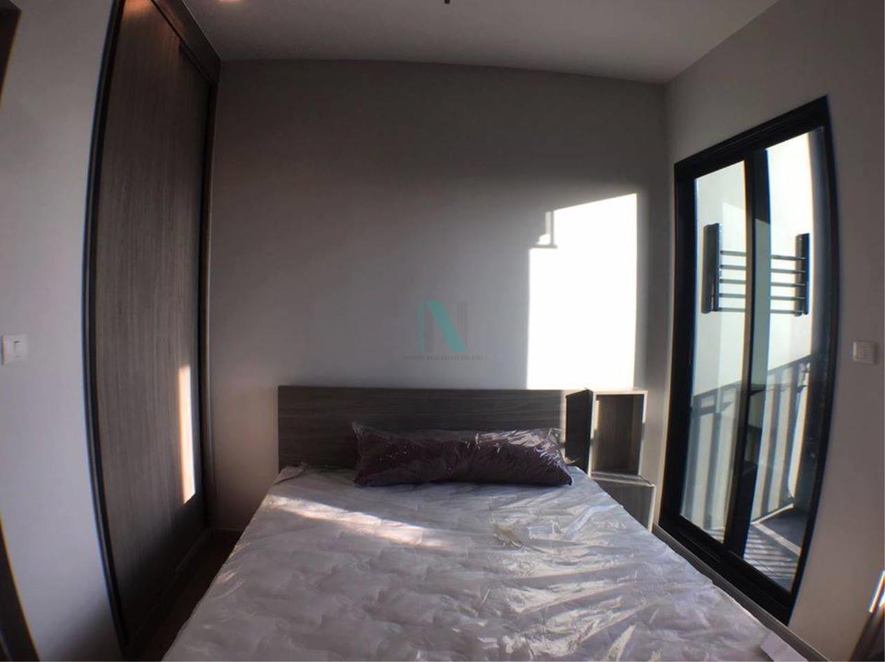 NOPPON REAL ESTATE CO.,LTD.  Agency's For rent Chapter One Midtown Ladprao 24 STUDIO floor 33 MRT Lat Phrao 3