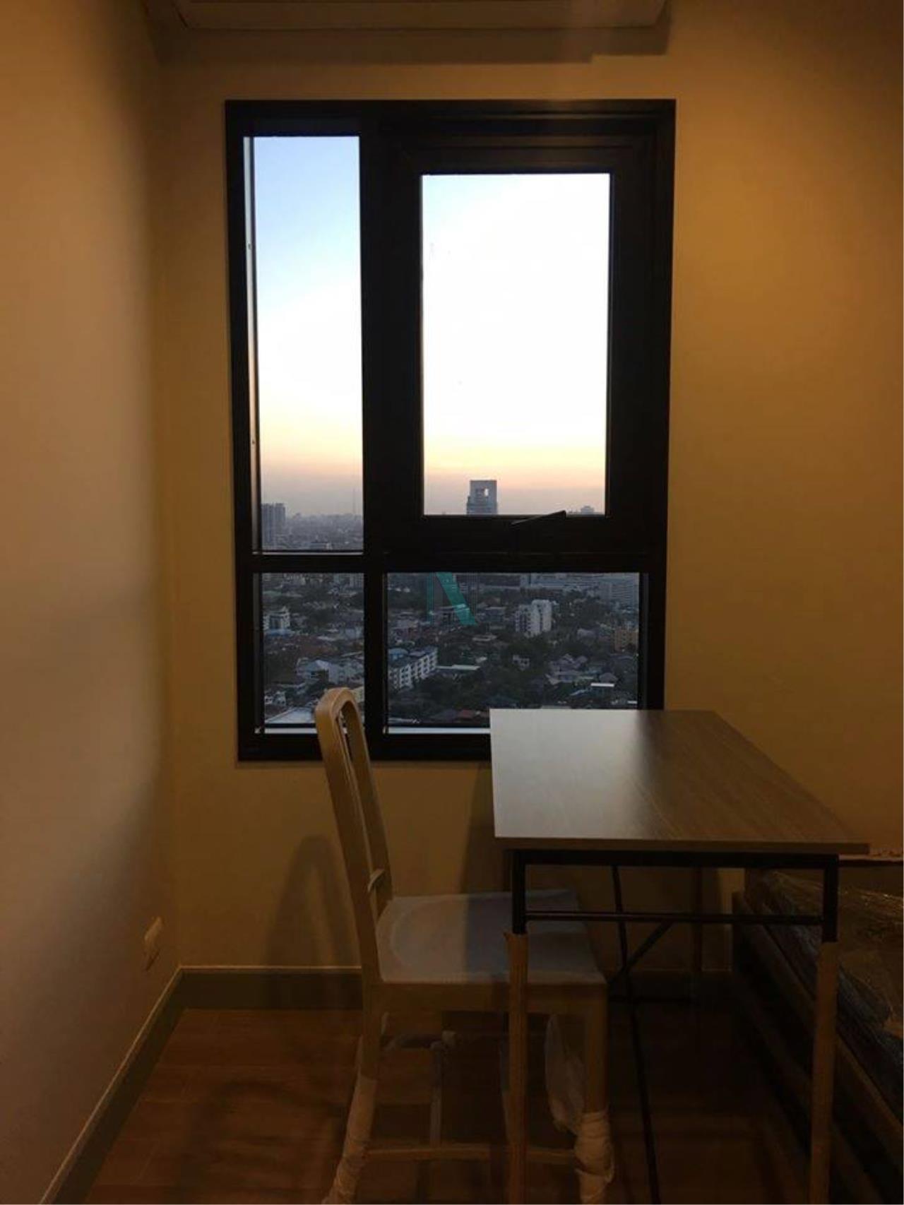 NOPPON REAL ESTATE CO.,LTD.  Agency's For rent Chapter One Midtown Ladprao 24 STUDIO floor 33 MRT Lat Phrao 7