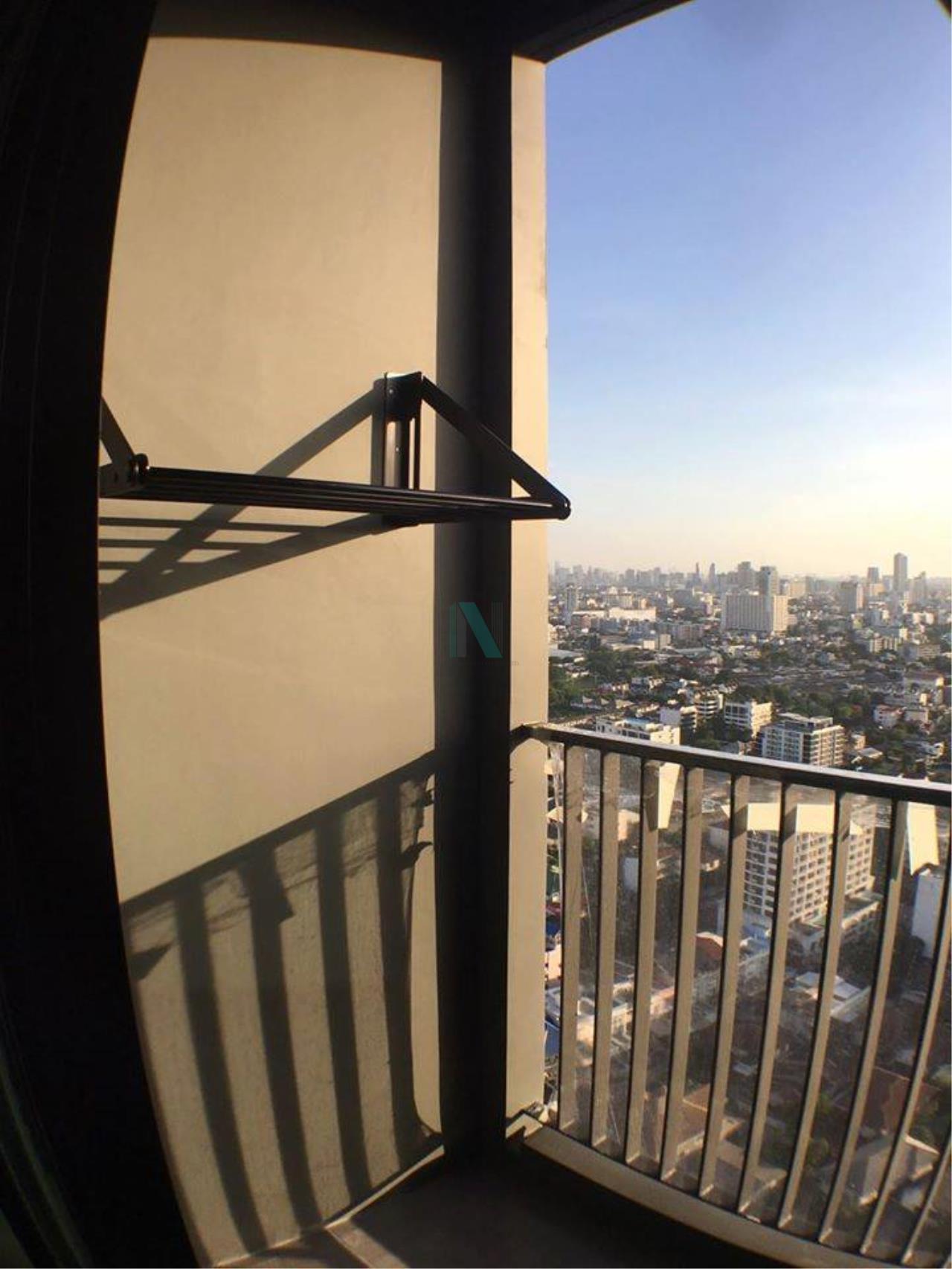 NOPPON REAL ESTATE CO.,LTD.  Agency's For rent Chapter One Midtown Ladprao 24 STUDIO floor 33 MRT Lat Phrao 8