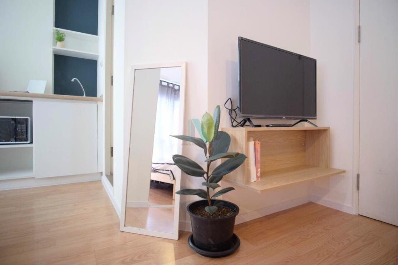 NOPPON REAL ESTATE CO.,LTD.  Agency's For rent Lumpini Ville On Nut 46 1 bedroom 3rd floor Building A2  3