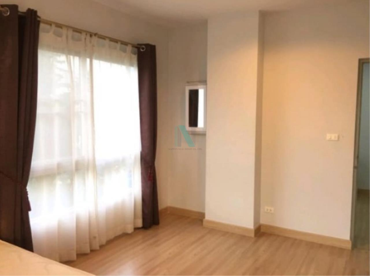 NOPPON REAL ESTATE CO.,LTD.  Agency's For rent, The Kith Tiwanon, 2 bedrooms, size 57.90 sq.m., fully furnished and ready to move in. 3