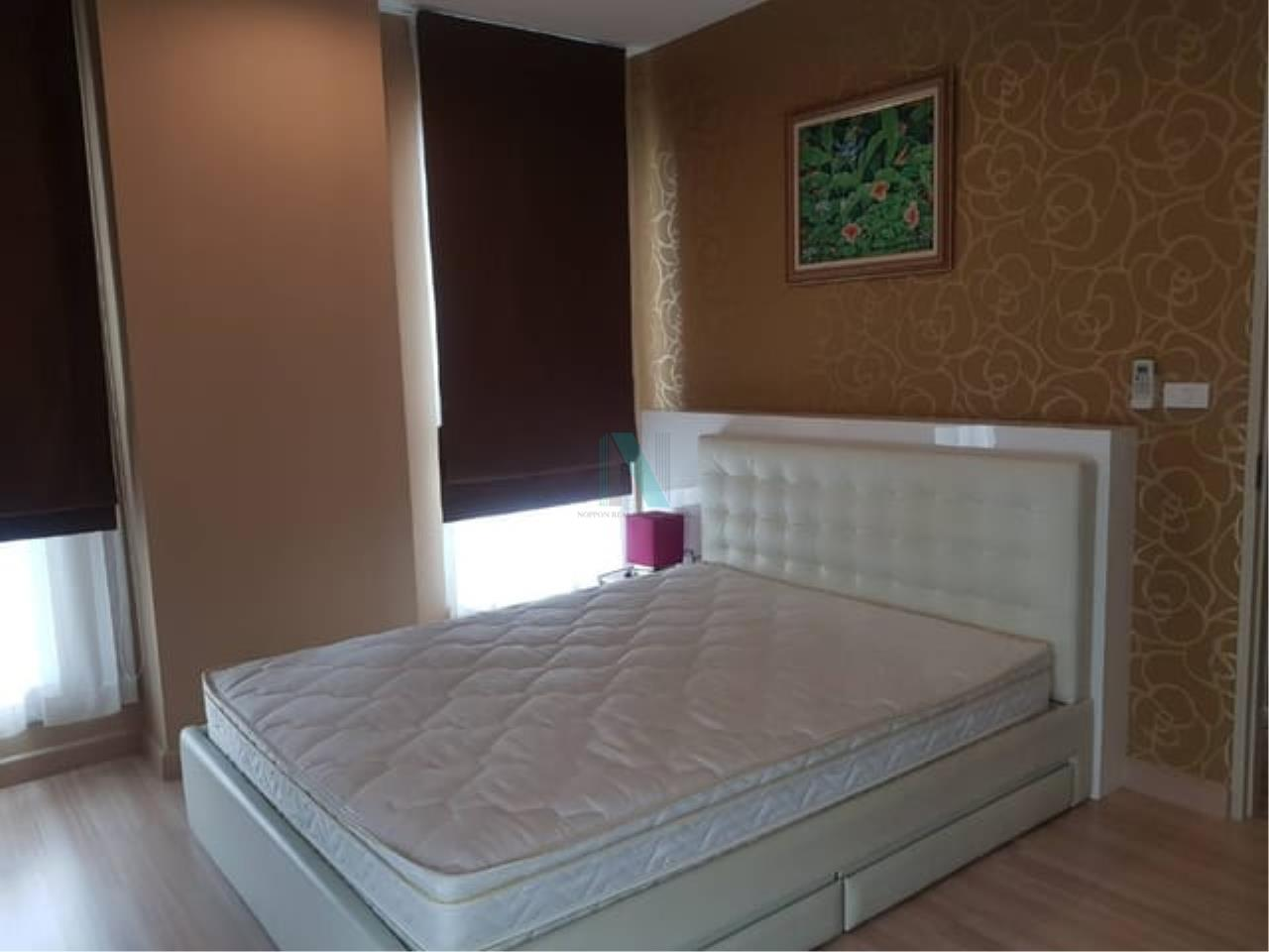 NOPPON REAL ESTATE CO.,LTD.  Agency's For rent, The Hotel Service Condo, 2 bedrooms, 45 sqm, fully furnished, ready to move in 1