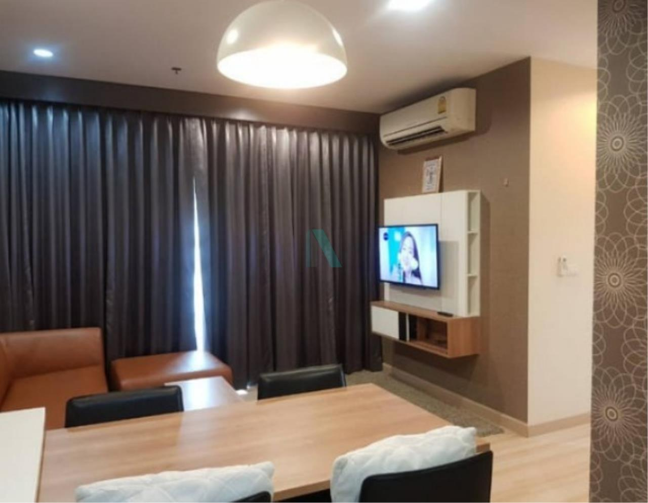 NOPPON REAL ESTATE CO.,LTD.  Agency's For rent, The Hotel Service Condo, 2 bedrooms, 45 sqm, fully furnished, ready to move in 6