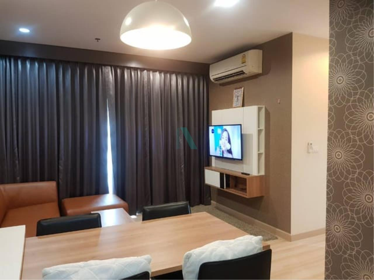 NOPPON REAL ESTATE CO.,LTD.  Agency's For rent, The Hotel Service Condo, 2 bedrooms, 45 sqm, fully furnished, ready to move in 7