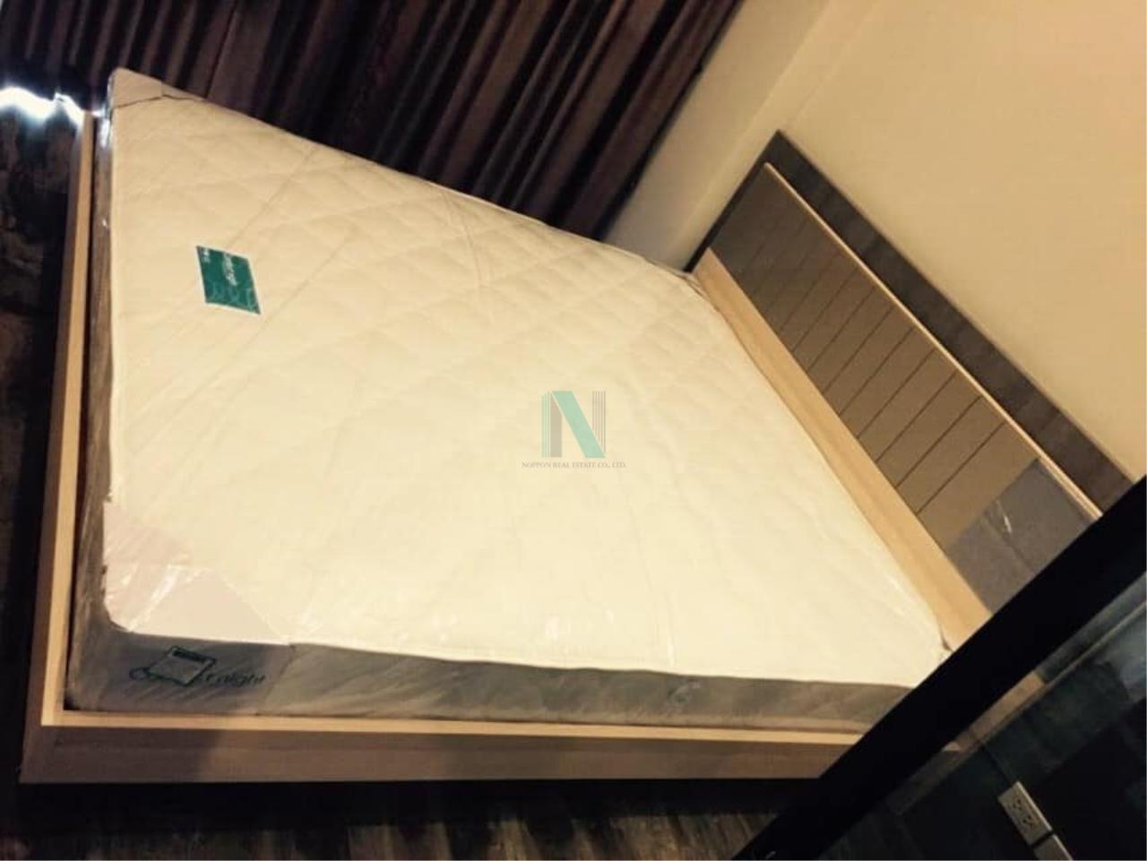 NOPPON REAL ESTATE CO.,LTD. Agency's For rent Prime I-Zen Condo Ladprao 71 DUPLEX Floor 5 Building B 3
