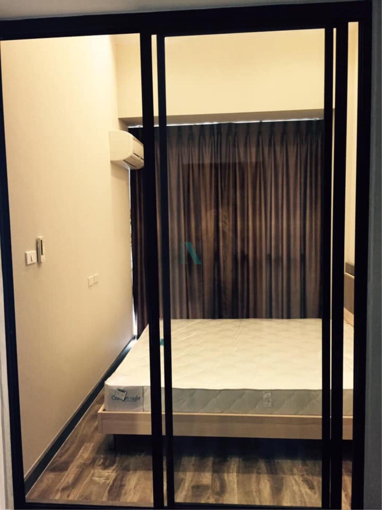 NOPPON REAL ESTATE CO.,LTD. Agency's For rent Prime I-Zen Condo Ladprao 71 DUPLEX Floor 5 Building B 6