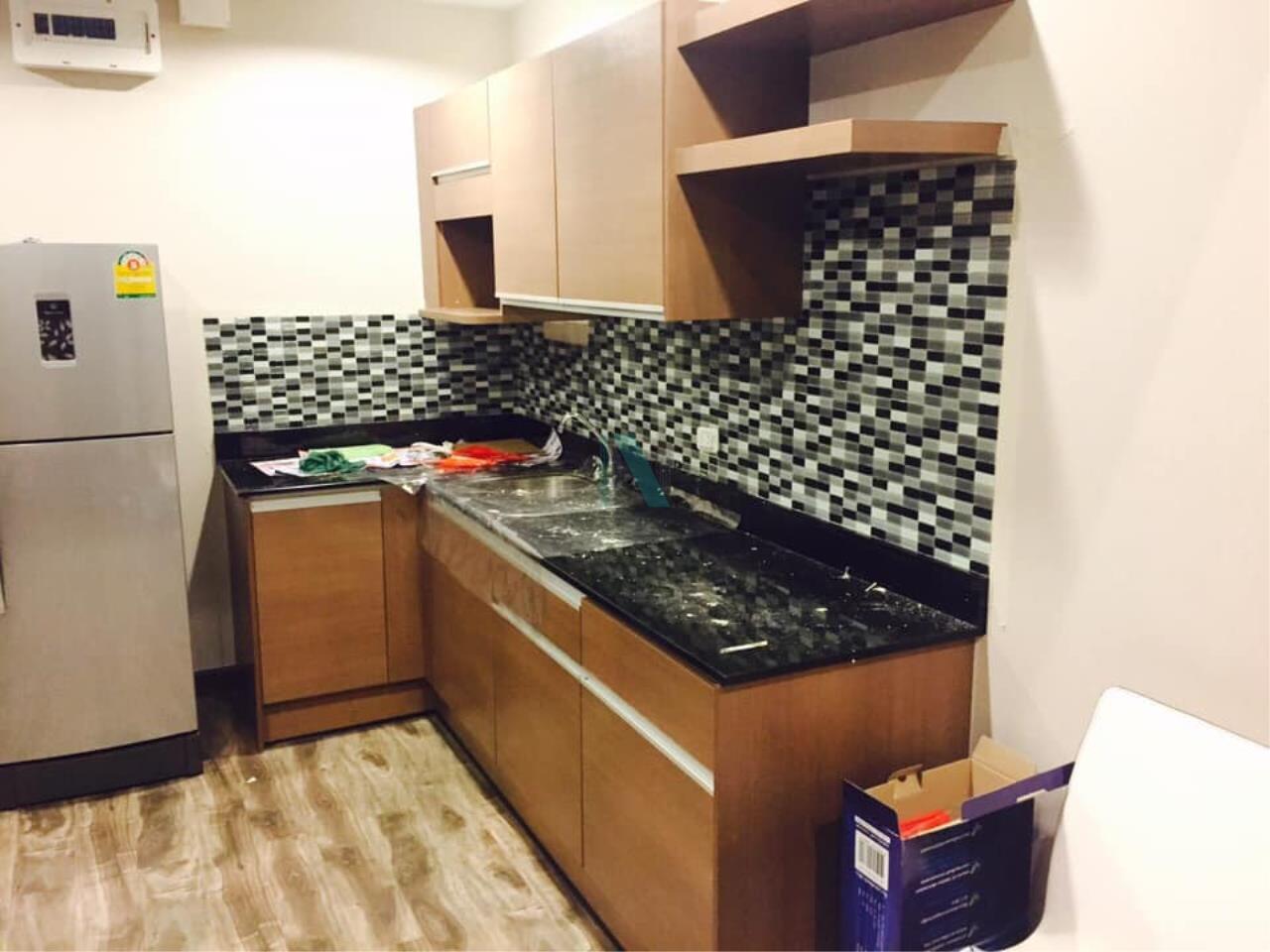 NOPPON REAL ESTATE CO.,LTD. Agency's For rent Prime I-Zen Condo Ladprao 71 DUPLEX Floor 5 Building B 7