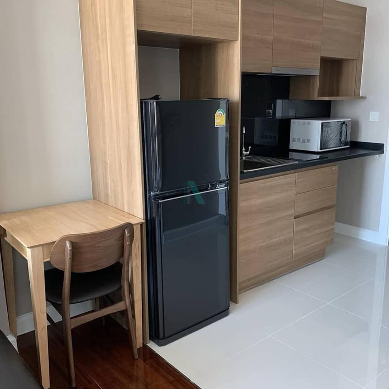 NOPPON REAL ESTATE CO.,LTD. Agency's For Rent The Metropolis Samrong Interchange STUDIO Floor 14 Building B 4