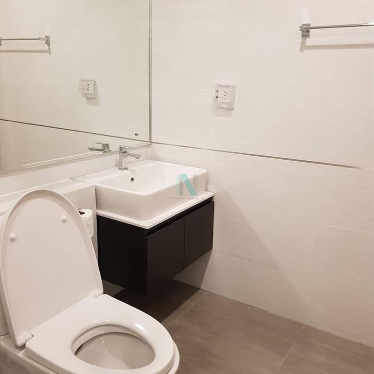 NOPPON REAL ESTATE CO.,LTD. Agency's For Rent The Metropolis Samrong Interchange STUDIO Floor 14 Building B 7