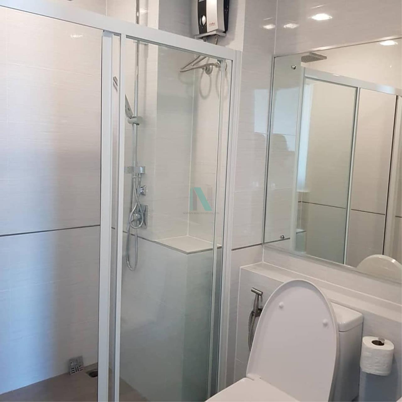 NOPPON REAL ESTATE CO.,LTD. Agency's For Rent The Metropolis Samrong Interchange STUDIO Floor 14 Building B 8