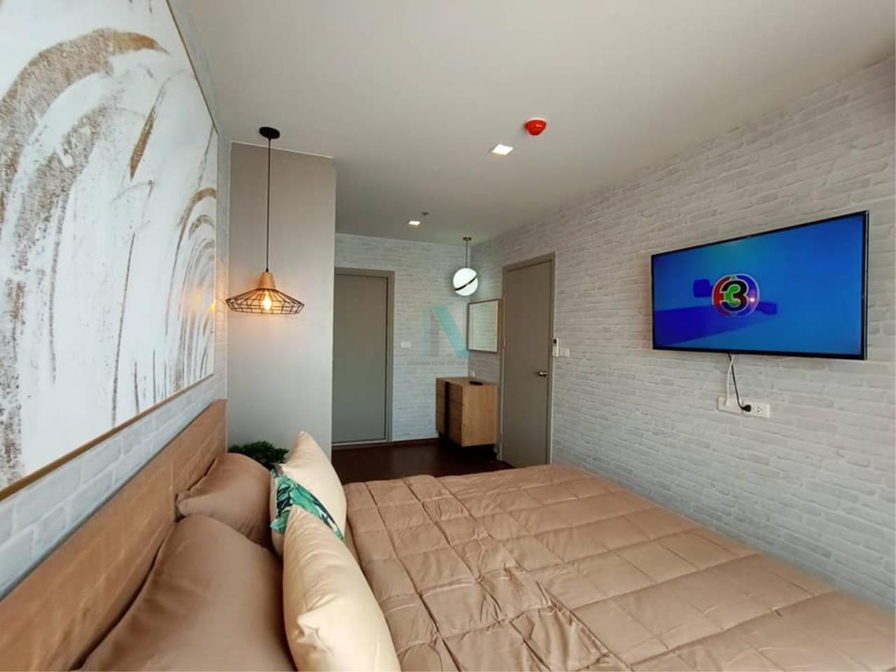 NOPPON REAL ESTATE CO.,LTD. Agency's For rent Ideo Sukhumvit 93 2 bedroom 34th Floor Building A BTS Bang Chak 6
