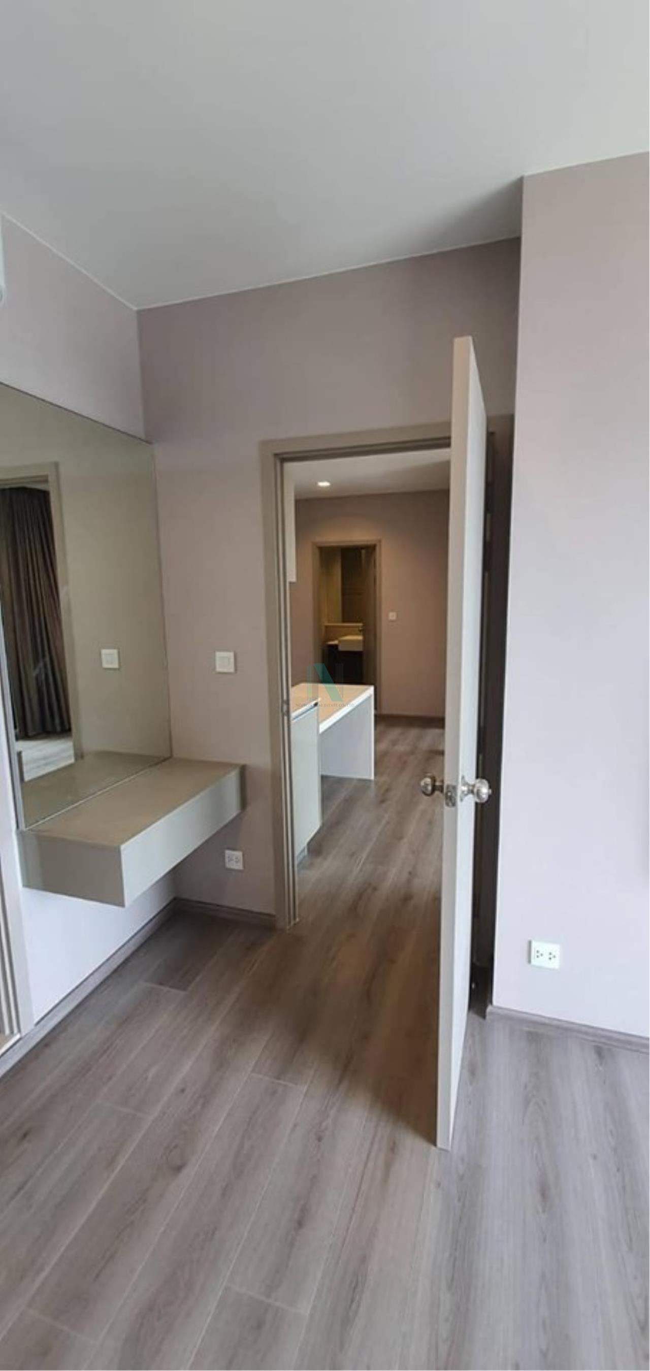 NOPPON REAL ESTATE CO.,LTD. Agency's For Rent The Politan Reef 2 bedroom 50th floor near MRT Phra Nang Klao  6
