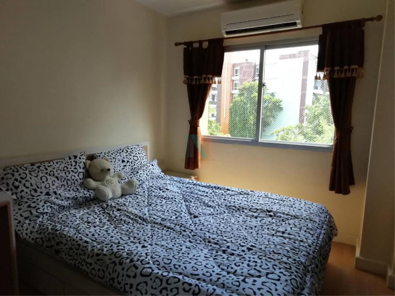 NOPPON REAL ESTATE CO.,LTD. Agency's For rent My Condo Sukhumvit 52 1 bedroom 5th floor near BTS On Nut 1