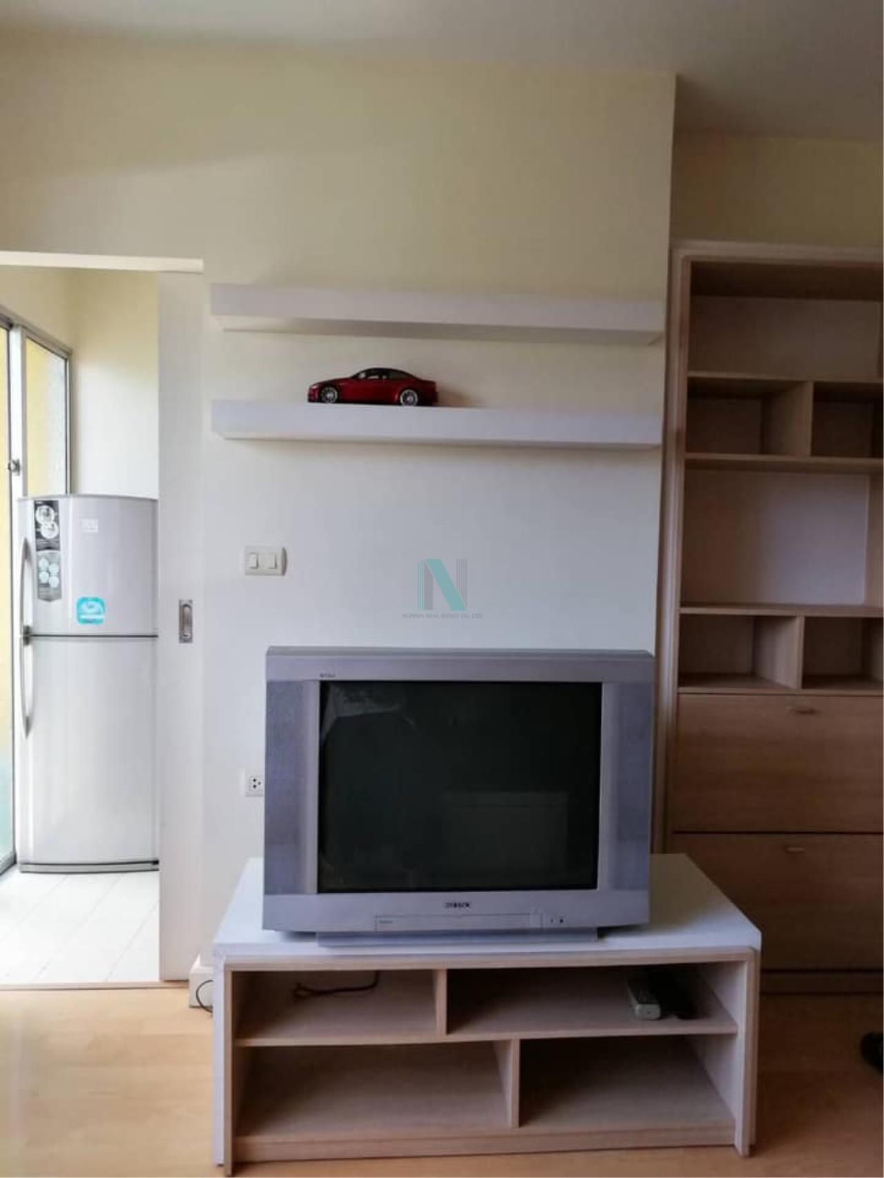 NOPPON REAL ESTATE CO.,LTD. Agency's For rent My Condo Sukhumvit 52 1 bedroom 5th floor near BTS On Nut 2
