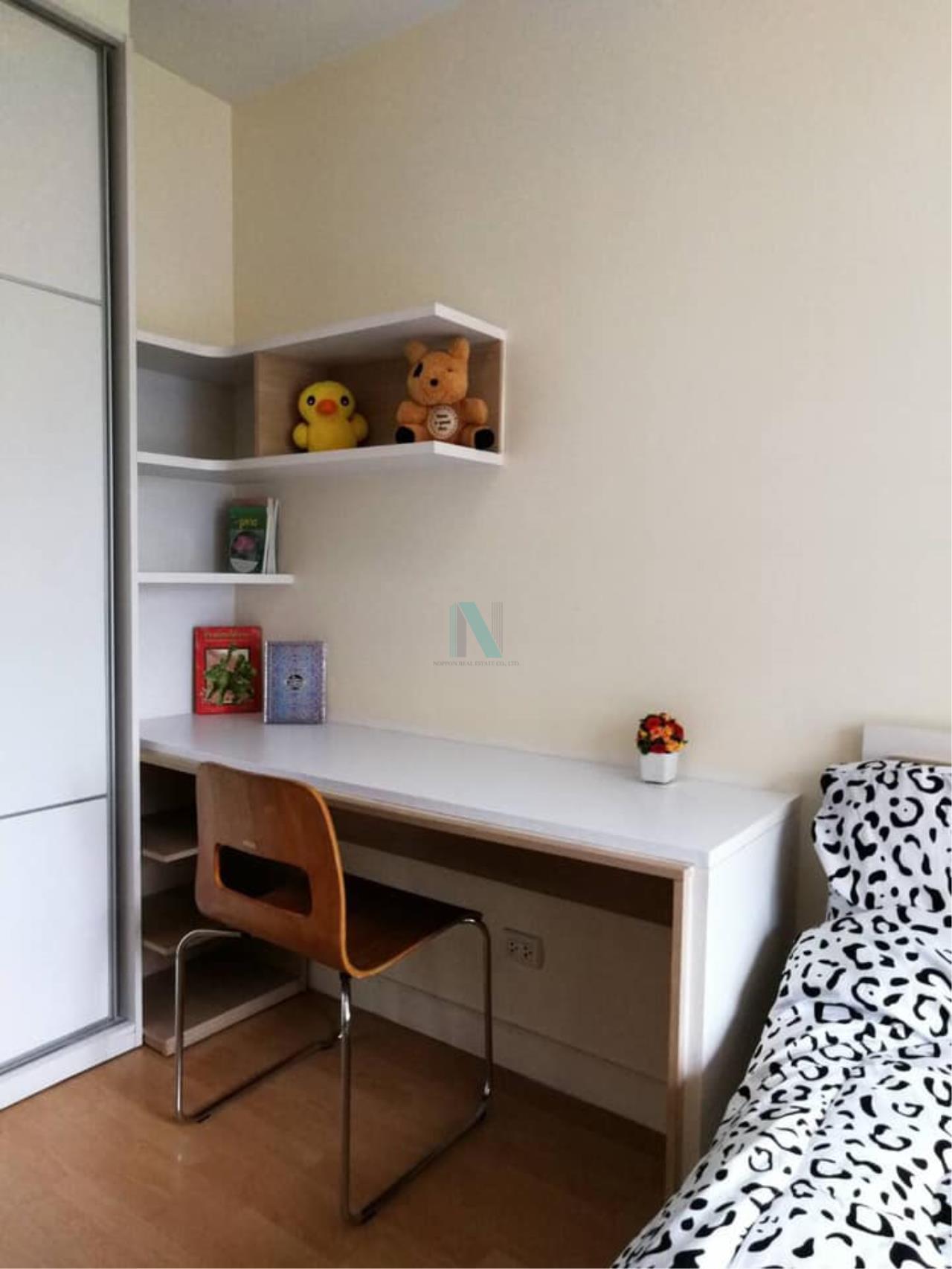 NOPPON REAL ESTATE CO.,LTD. Agency's For rent My Condo Sukhumvit 52 1 bedroom 5th floor near BTS On Nut 6