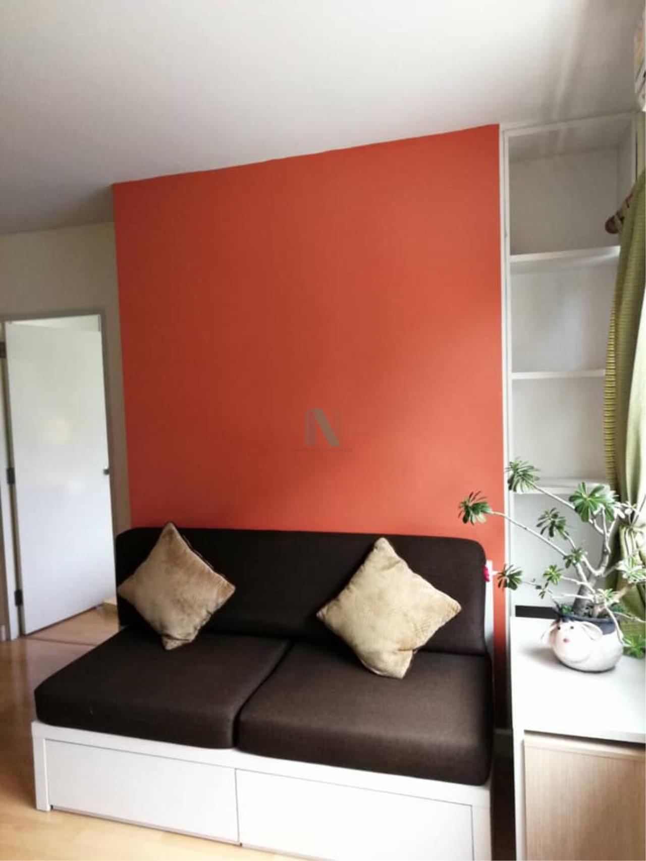 NOPPON REAL ESTATE CO.,LTD. Agency's For rent My Condo Sukhumvit 52 1 bedroom 5th floor near BTS On Nut 8