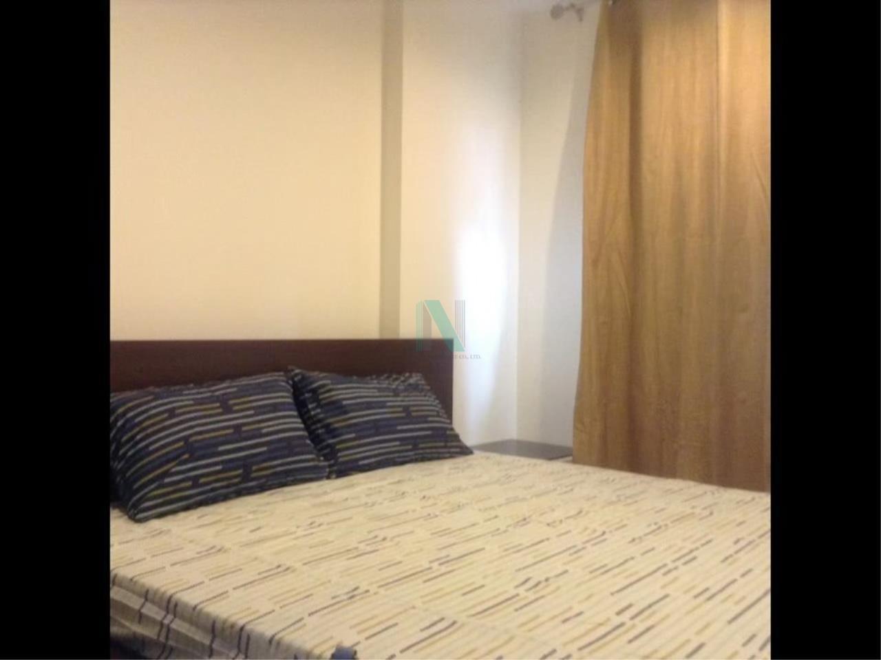 NOPPON REAL ESTATE CO.,LTD. Agency's For rent Aspire Sukhumvit 48 1 bedroom Floor 23 Building N 3