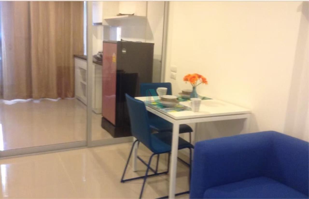 NOPPON REAL ESTATE CO.,LTD. Agency's For rent Aspire Sukhumvit 48 1 bedroom Floor 23 Building N 4