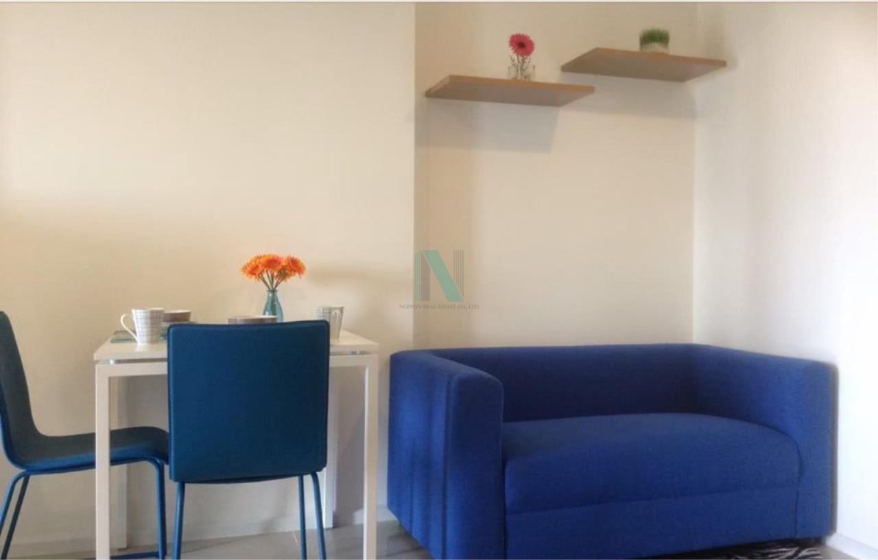 NOPPON REAL ESTATE CO.,LTD. Agency's For rent Aspire Sukhumvit 48 1 bedroom Floor 23 Building N 6