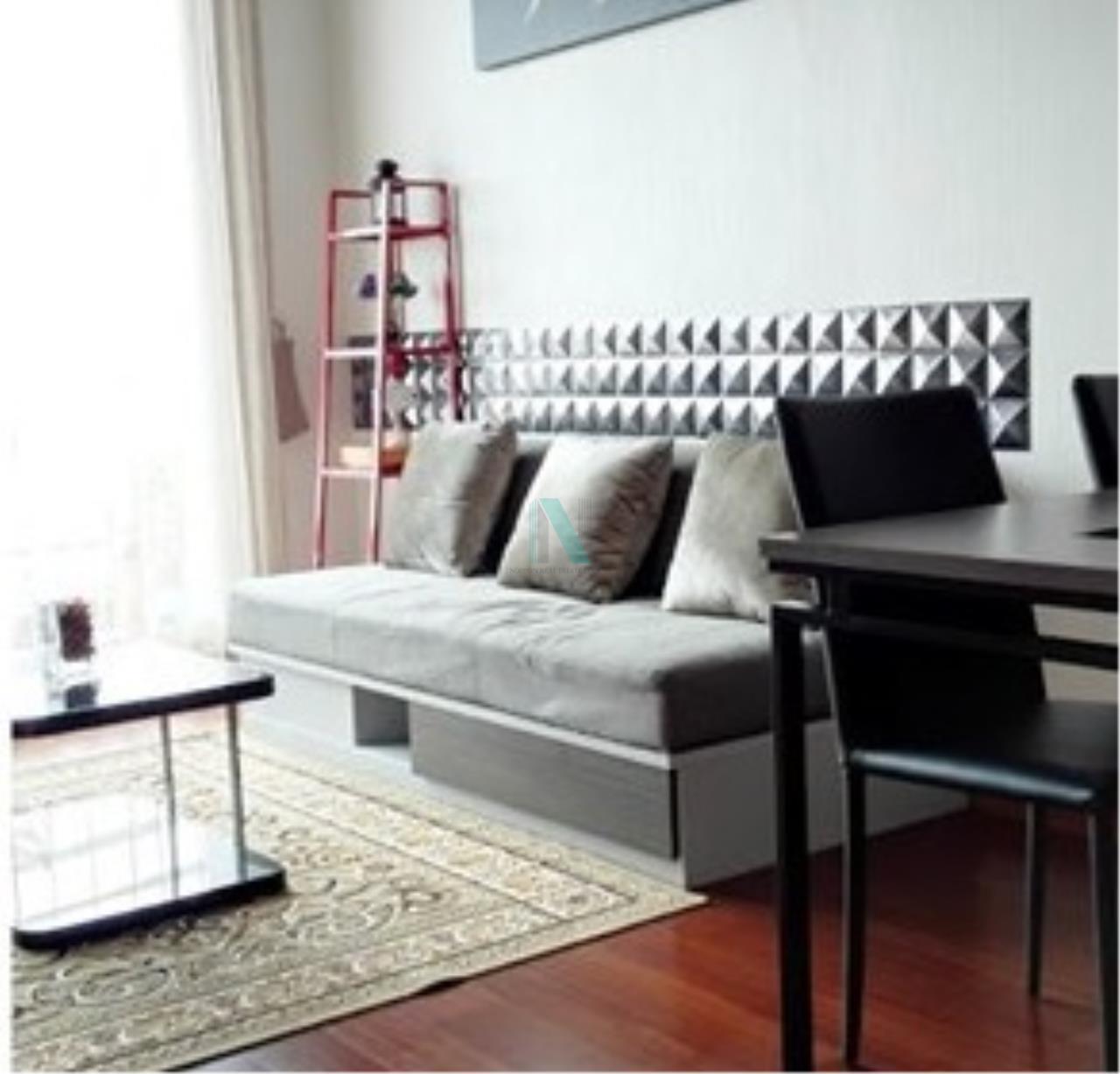 NOPPON REAL ESTATE CO.,LTD. Agency's For rent Supalai Lite Sathorn-Charoenrat 2 bedrooms 25th floor  1
