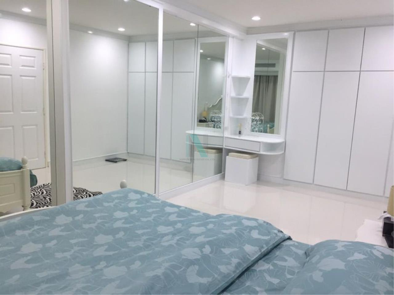 NOPPON REAL ESTATE CO.,LTD. Agency's For rent Saranjai Mansion 2 bedrooms 7th floor near BTS Nana 1