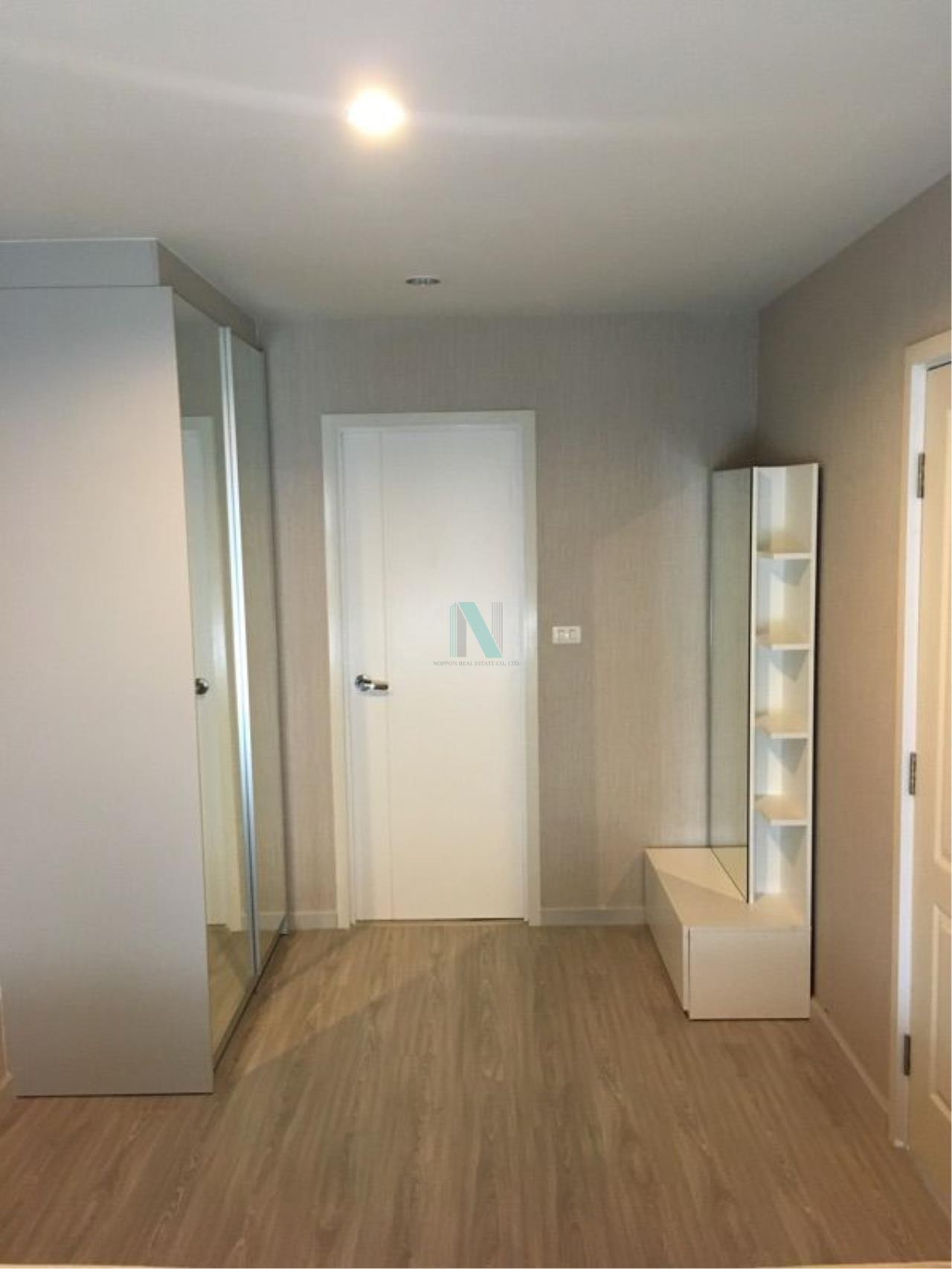 NOPPON REAL ESTATE CO.,LTD. Agency's For Rent The Privacy Ratchada-Sutthisan 1 Bedroom 6th Floor Building A  2
