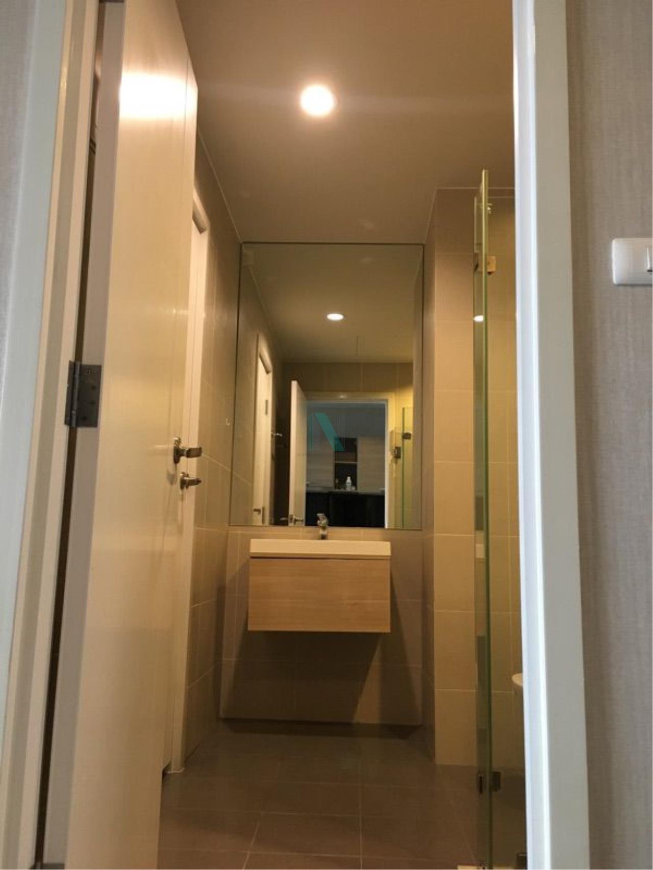 NOPPON REAL ESTATE CO.,LTD. Agency's For Rent The Privacy Ratchada-Sutthisan 1 Bedroom 6th Floor Building A  6