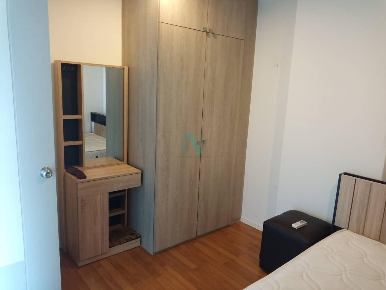 NOPPON REAL ESTATE CO.,LTD. Agency's For rent Lumpini Place Borommaratchachonnani-Pinklao 1 bedroom 18th floor 3