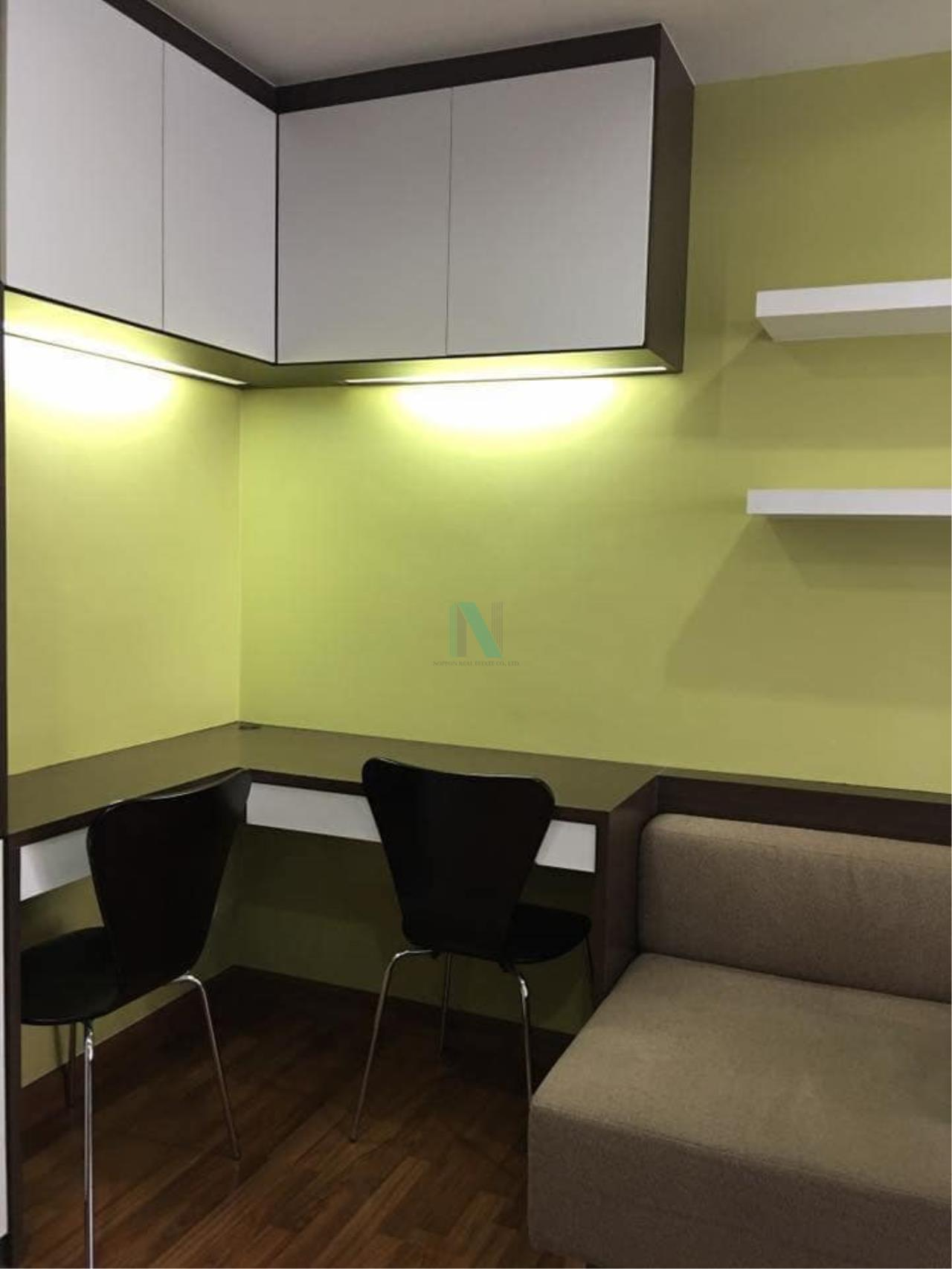 NOPPON REAL ESTATE CO.,LTD. Agency's For rent Atrium Phahol-Suthisarn STUDIO 7th floor near BTS Saphan Khwai 3