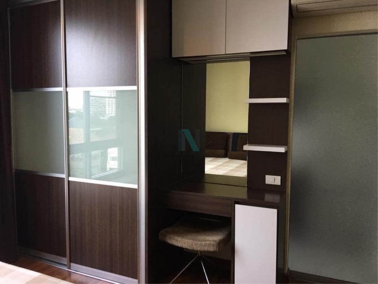 NOPPON REAL ESTATE CO.,LTD. Agency's For rent Atrium Phahol-Suthisarn STUDIO 7th floor near BTS Saphan Khwai 4