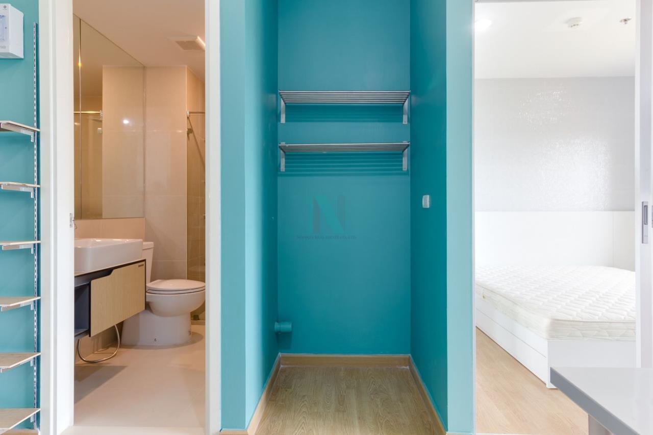 NOPPON REAL ESTATE CO.,LTD. Agency's For rent The Parkland Phetkasem 1 bedroom 27th floor Building A 2