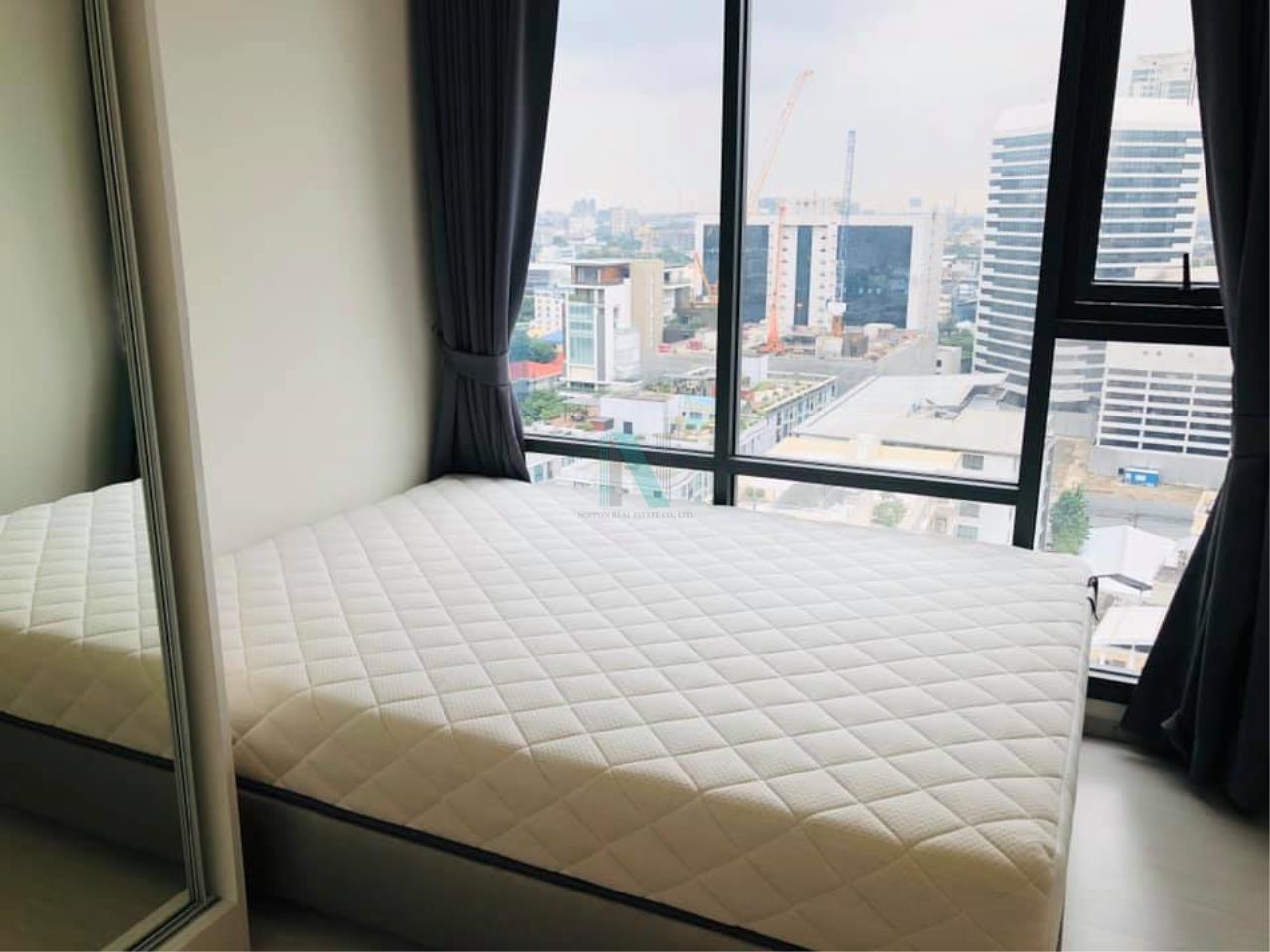 NOPPON REAL ESTATE CO.,LTD. Agency's For Rent Rhythm Sukhumvit 42 2 bedrooms 15th floor near BTS Ekkamai 2