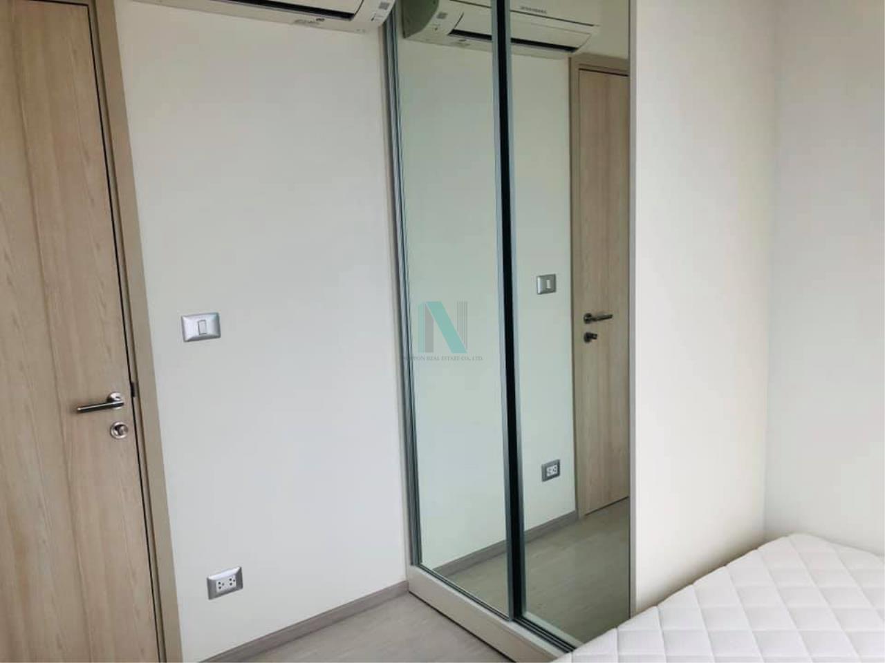 NOPPON REAL ESTATE CO.,LTD. Agency's For Rent Rhythm Sukhumvit 42 2 bedrooms 15th floor near BTS Ekkamai 6