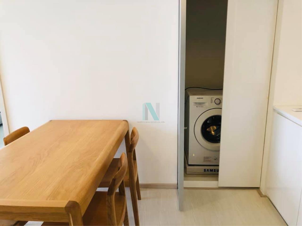NOPPON REAL ESTATE CO.,LTD. Agency's For Rent Rhythm Sukhumvit 42 2 bedrooms 15th floor near BTS Ekkamai 8