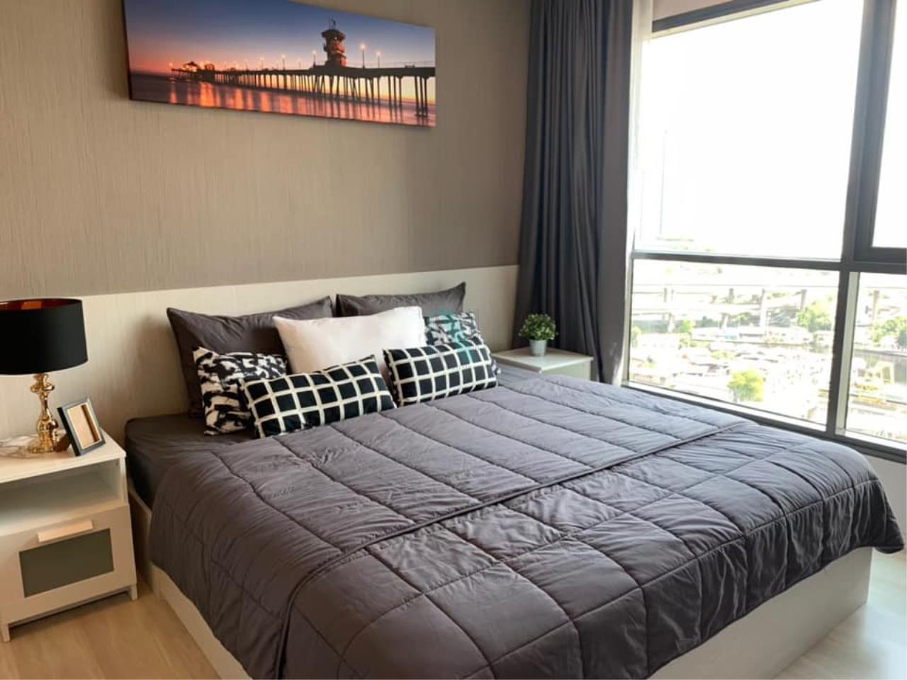 NOPPON REAL ESTATE CO.,LTD. Agency's For rent Life Sukhumvit 48 2 bedroom 15th floor S building BTS Phra Khanong 6