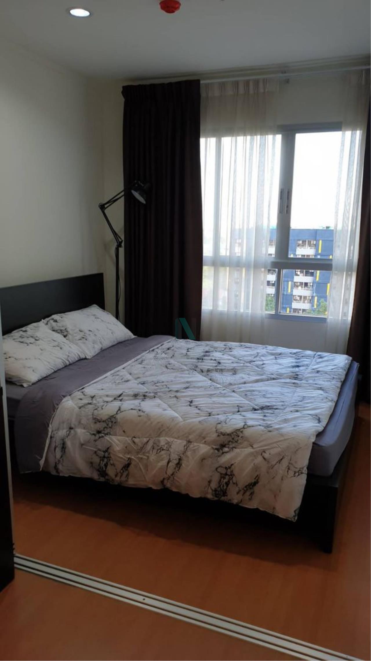 NOPPON REAL ESTATE CO.,LTD. Agency's For rent Lumpini Park Rattanathibet-Ngamwongwan 1 bedroom 9th floor  2