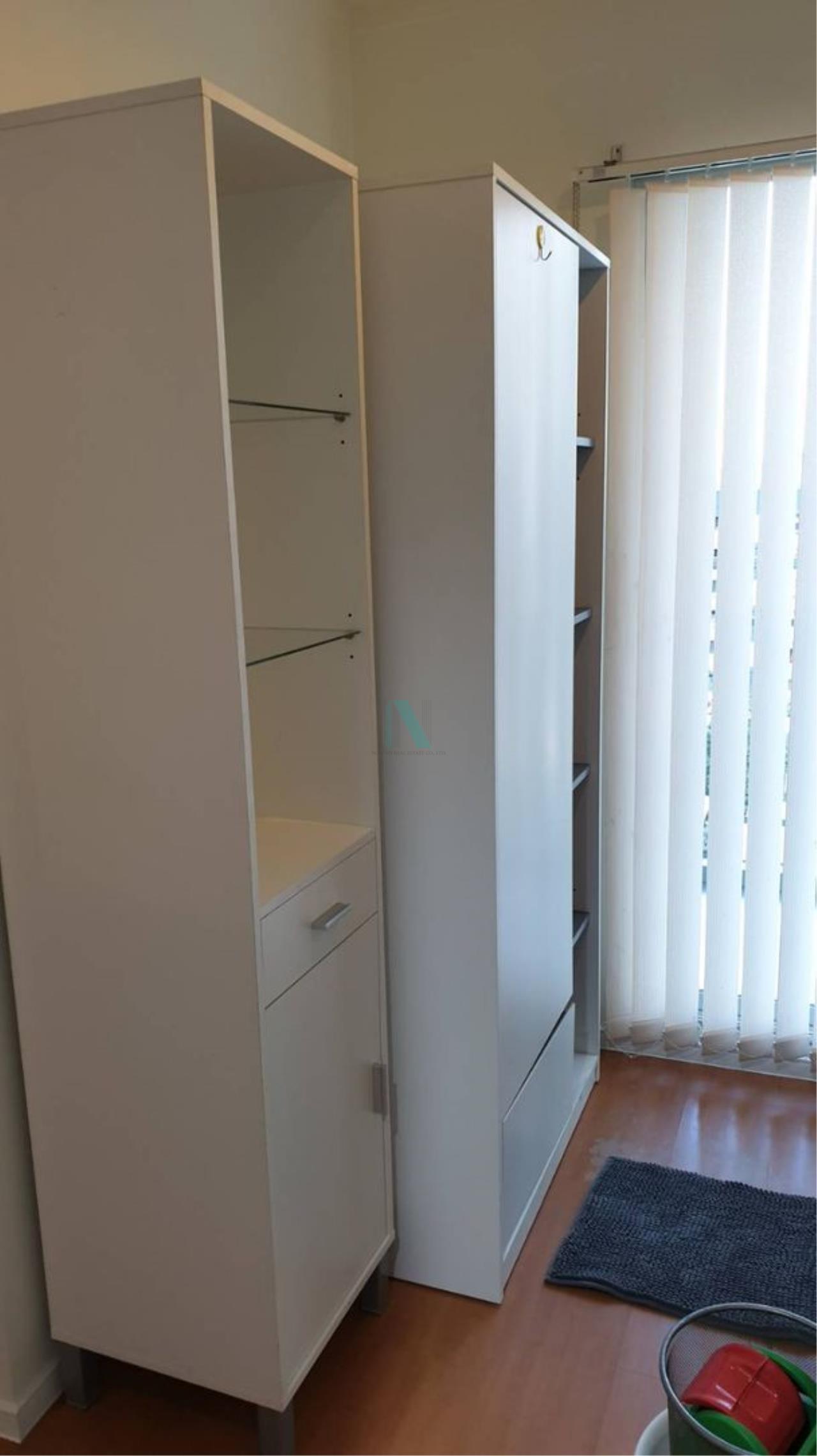 NOPPON REAL ESTATE CO.,LTD. Agency's For rent Lumpini Park Rattanathibet-Ngamwongwan 1 bedroom 9th floor  3