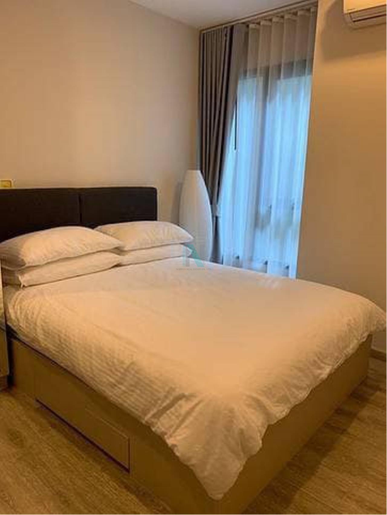 NOPPON REAL ESTATE CO.,LTD. Agency's For rent Centric Ari Station 1 bedroom 25th floor near BTS Ari. 1