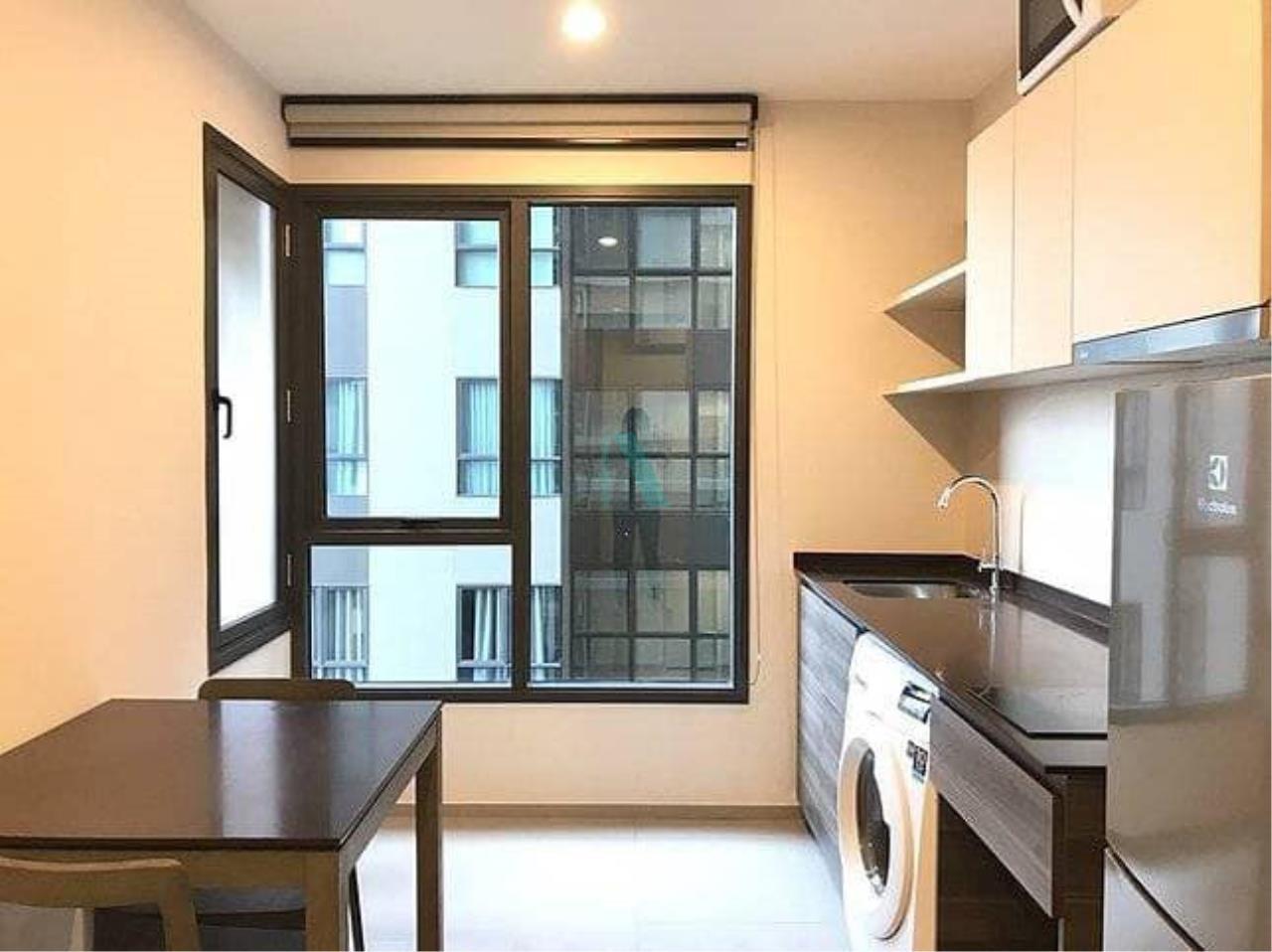 NOPPON REAL ESTATE CO.,LTD. Agency's For rent Centric Ari Station 1 bedroom 25th floor near BTS Ari. 2