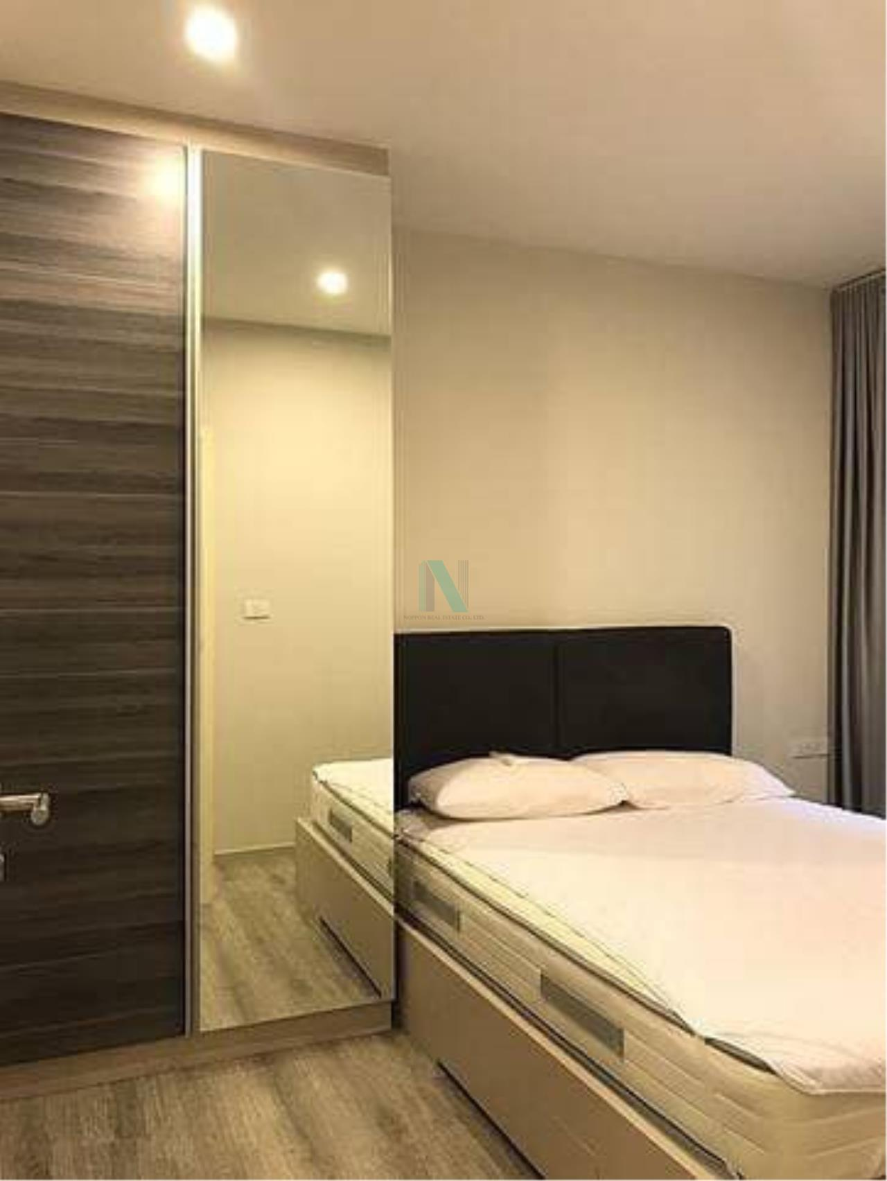 NOPPON REAL ESTATE CO.,LTD. Agency's For rent Centric Ari Station 1 bedroom 25th floor near BTS Ari. 3