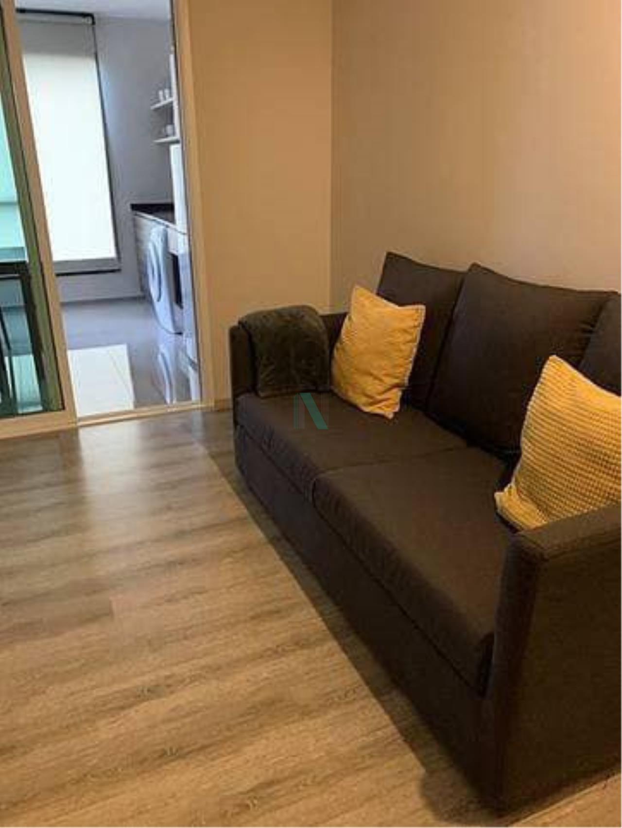 NOPPON REAL ESTATE CO.,LTD. Agency's For rent Centric Ari Station 1 bedroom 25th floor near BTS Ari. 4