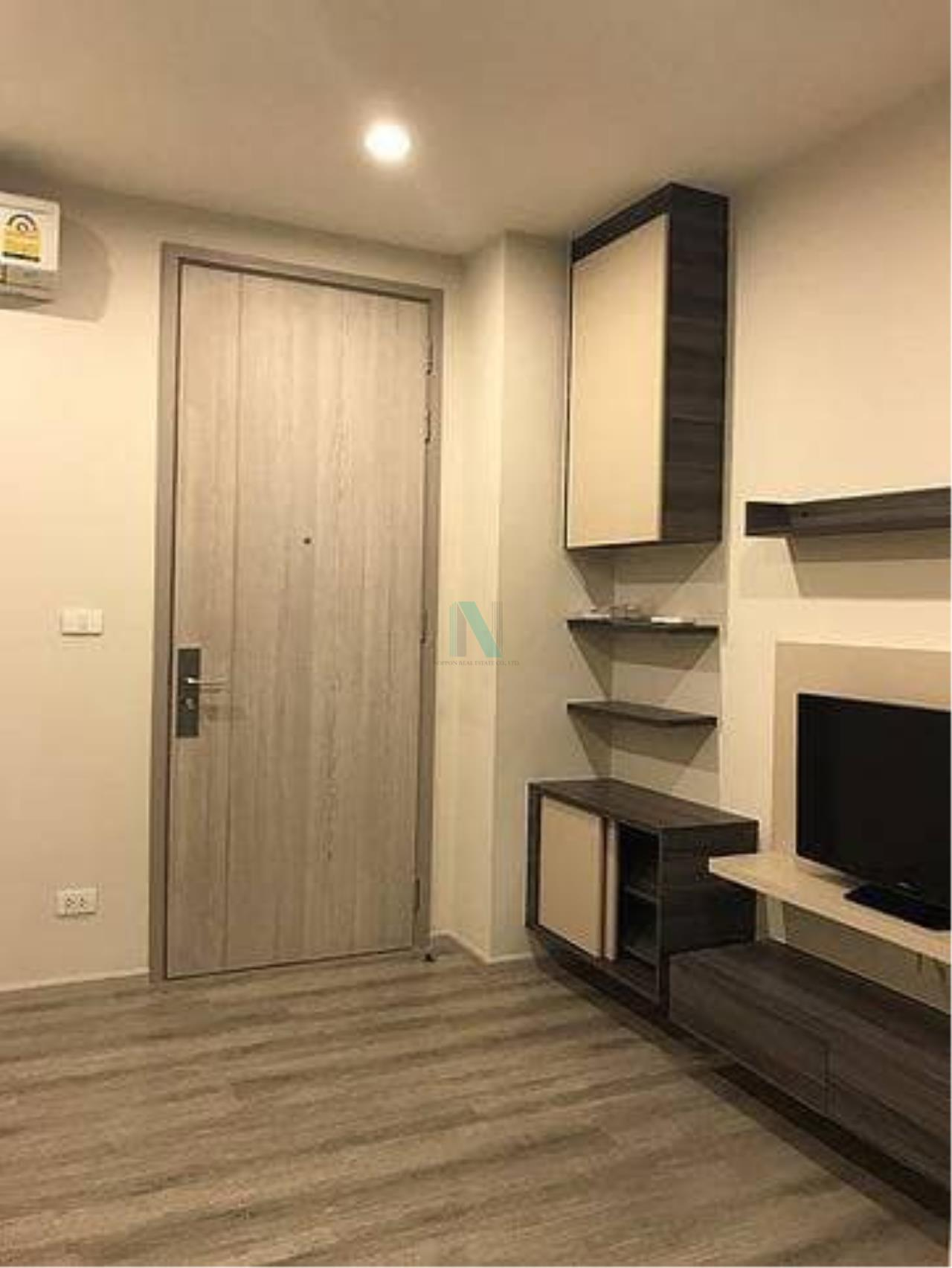 NOPPON REAL ESTATE CO.,LTD. Agency's For rent Centric Ari Station 1 bedroom 25th floor near BTS Ari. 5