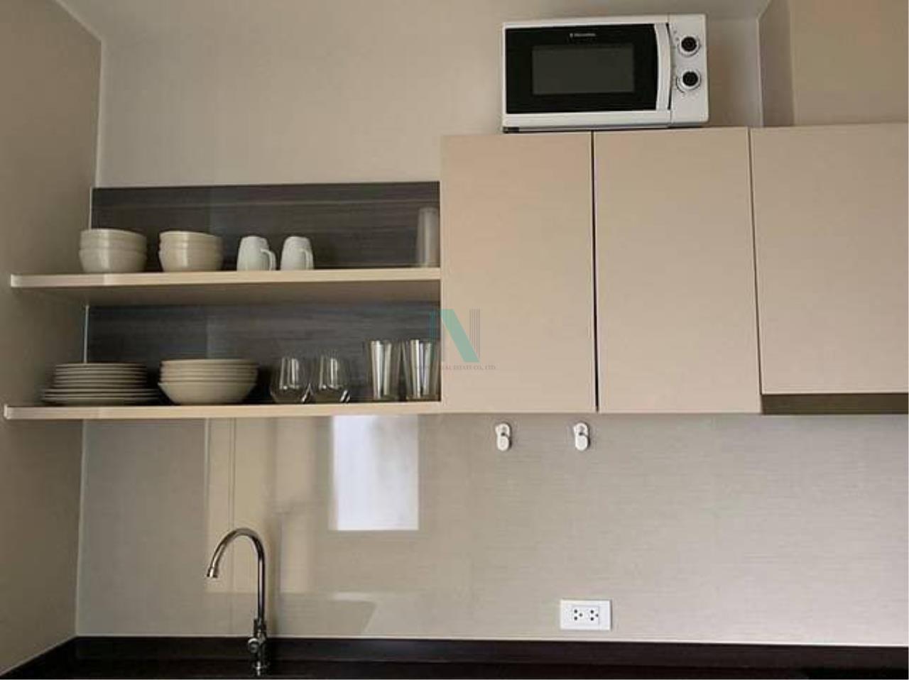NOPPON REAL ESTATE CO.,LTD. Agency's For rent Centric Ari Station 1 bedroom 25th floor near BTS Ari. 7