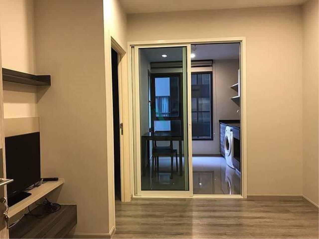 NOPPON REAL ESTATE CO.,LTD. Agency's For rent Centric Ari Station 1 bedroom 25th floor near BTS Ari. 8
